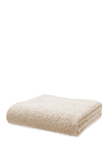 SUPER PILE BATH SHEET — ECRU
