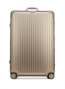 Topas Titanium Multiwheel® with electronic tag (Titanium, 82-litre)