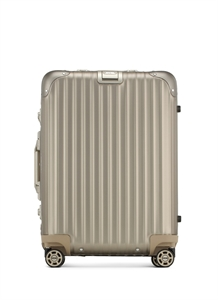 Topas Titanium Cabin Multiwheel® IATA (Titanium, 32-litre)