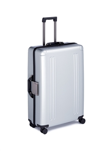 "ZRO 28"" 4-wheel spinner suitcase"