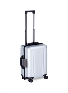"ZRO 20"" 4-wheel spinner suitcase"