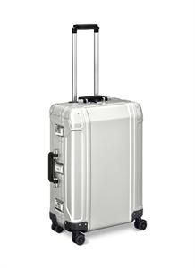 """Geo Aluminium 2.0 24"""""""" 4-wheel spinner suitcase"""