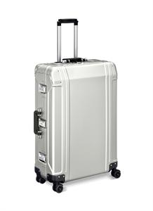 """Geo Aluminium 2.0 28"""""""" 4-wheel spinner suitcase"""