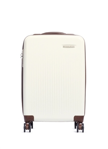 Sympatico carry-on expandable spinner limited edition suitcase