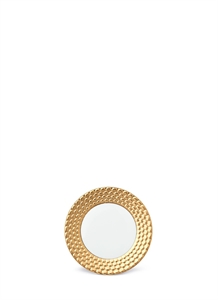 Aegean bread and butter plate – Gold