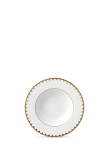 Aegean Filet soup plate – Gold