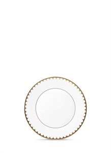 Aegean Filet dessert plate – Gold