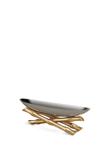 Bambou Small Serving Boat