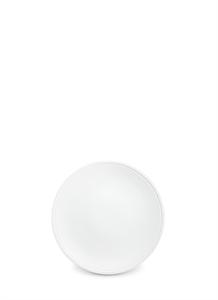 Soie Tressée dinner plate − White
