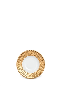Aegean soup plate − Gold