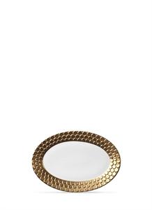 Aegean oval platter – Gold
