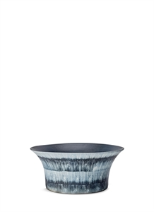 Tribal medium bowl – Blue