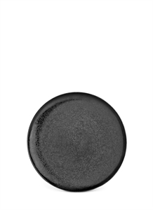 Alchimie charger plate − Black