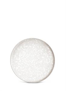 Alchimie dinner plate − White