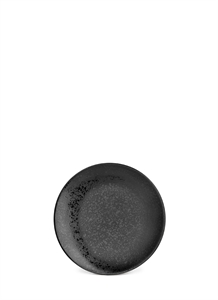Alchimie dessert plate − Black
