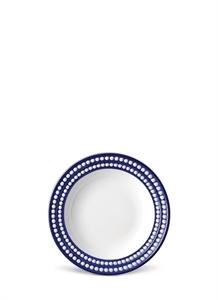 Perlée Soup Plate – Blue