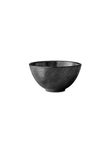 Alchimie cereal bowl − Black