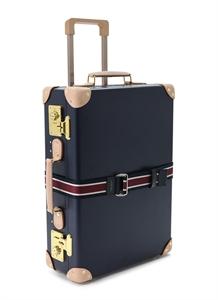 """Centenary 20"""" trolley case with webbing belt"""