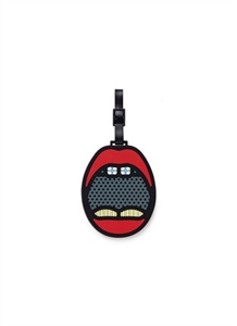 MOUTH LUGGAGE TAG