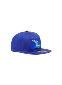 MERMAID APPLIQUÉ BASEBALL CAP