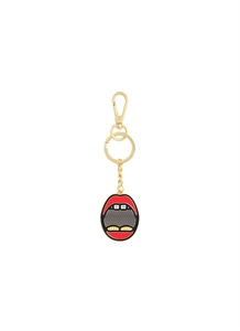 X CRAIG & KARL MOUTH KEYRING
