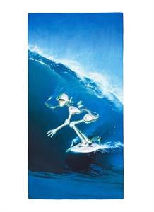 X SORAYAMA SURFER TOWEL