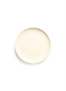 SALAD PLATE –OFF WHITE