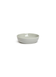 SAUCE DISH – GREY/OFF WHITE