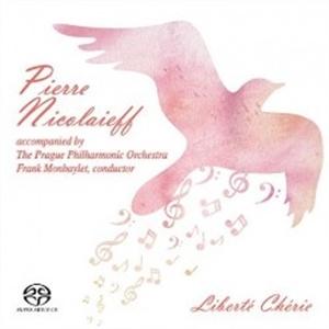 PIERRE NICOLAIEFF : LIBERTE CHERIE (PIANO)(SACD)
