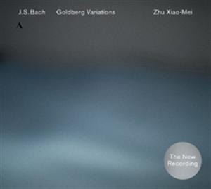 BACH : GOLDBERG VARIATIONS - ZHU XIAO MEI (CD)