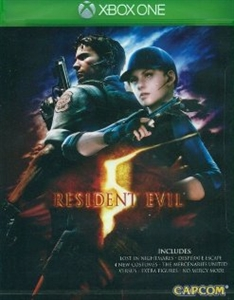 XBOX ONE RESIDENT EVIL 5 (ENG) (ASI)