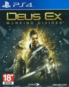 PS4 DEUS EX MANKIND DIVIDED (ENG) (ASI) (3)