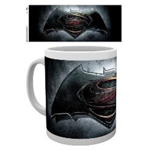 BATMAN V SUPERMAN : LOGO MUG (MUG BOXED)