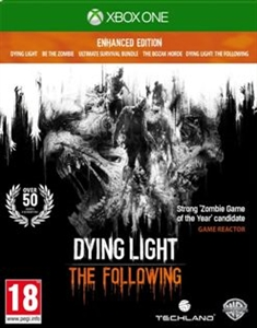 XBOX ONE DYING LIGHT THE FOLLOWING ENHANCED EDITION (ASI)