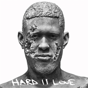 USHER : HARD II LOVE (CD)