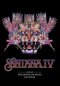 SANTANA IV : LIVE AT THE HOUSE OF BLUES, LAS VEGAS (BLU-RAY)