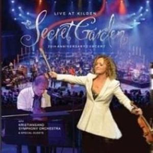 SECRET GARDEN : LIVE AT KILDEN (CD+DVD)