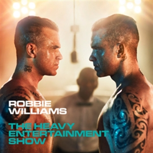 ROBBIE WILLIAMS : HEAVY ENTERTAINMENT SHOW (DELUXE) (CD+DVD)