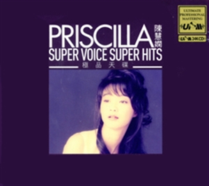 陳慧嫻 : SUPER VOICE SUPER HITS (UPM24K) (CD)