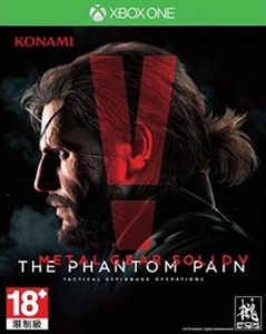PS4 METAL GEAR SOLID V THE DEFINITIVE EXPERIENCE (GROUND ZEROES + THE PHANTOM PA
