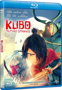 KUBO & THE TWO STRINGS 捉妖敢死隊 (DVD)