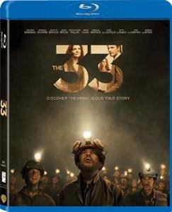 THE 33 絕地拯救33 (DVD)