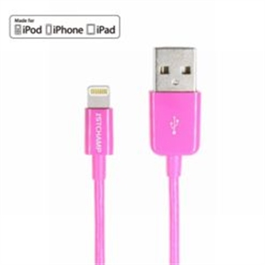 FIRST CHAMPION TC3MP-1M [PINK] USB 3.1 TYPE-C TO USB MALE CABLE (1M)