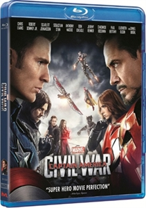 CAPTAIN AMERICA: CIVIL WAR 美國隊長3:英雄內戰 (DVD)