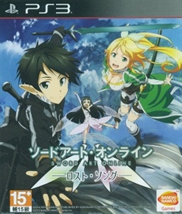PS VITA SWORD ART ONLINE HOLLOW REALIZARTION 刀劍神域 虛空幻界 (中日文合版) (ASI) (3)