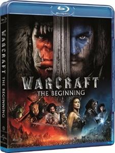 WARCRAFT: THE BEGINNING 魔獸爭霸:戰雄崛起 (DVD)