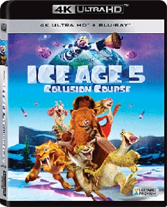 ICE AGE:COLLISION COURSE 冰河世紀:隕石撞地球 (DVD)