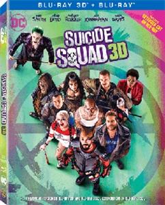 SUICIDE SQUAD 自殺特攻:超能暴隊 (DVD)