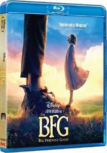 BFG 吹夢的巨人 (DVD)
