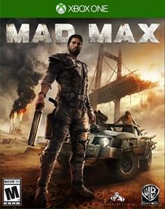 PS4 MAD MAX (US)